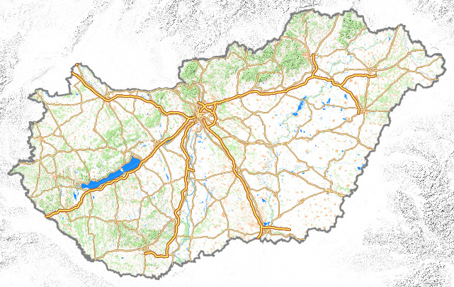 magyarország térkép frissítés Offline Raster Maps (Android, iOS) magyarország térkép frissítés
